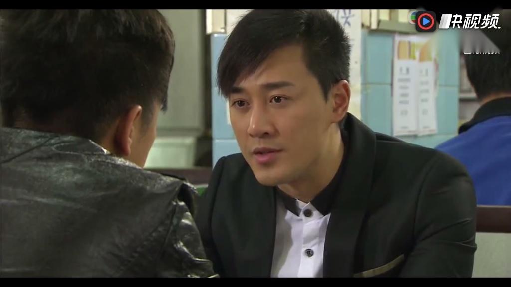tvb谈情说案:杨怡强忍泪水拒绝再和林峰一起,林峰心碎一地图片