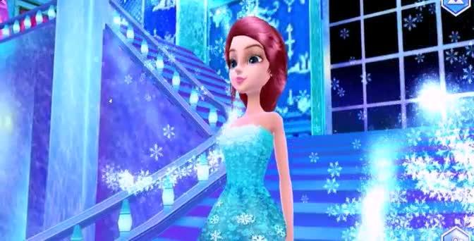 芭比公主之美人鱼芭比公主动画片大全中文