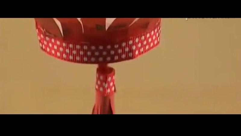 手工制作灯笼 如何用纸杯做灯笼 国庆灯笼的制作方法