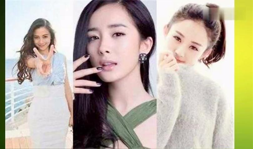 赵丽颖和杨颖将共同主演《画皮3》,不知能不能超越杨幂和周迅?