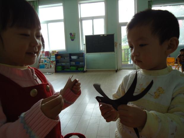 幼儿园小壁虎借尾巴教案3