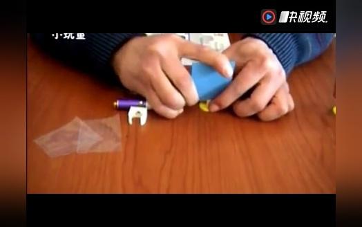 实验玩具,小学生科技小制作潜望镜材料小发明