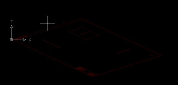 UG二维图转CAD三维图方法光滑,求解决曲线?cad不对视图不图片