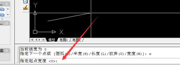 CAD中的多段线画出的是粗实线西宁cad地址培训图片