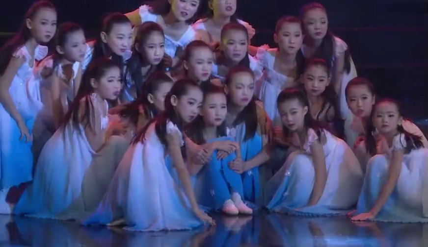 幼儿园元旦少儿舞蹈《星星知我心》-师讯