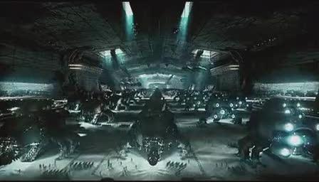 ufo外星人侵略地球的下场!