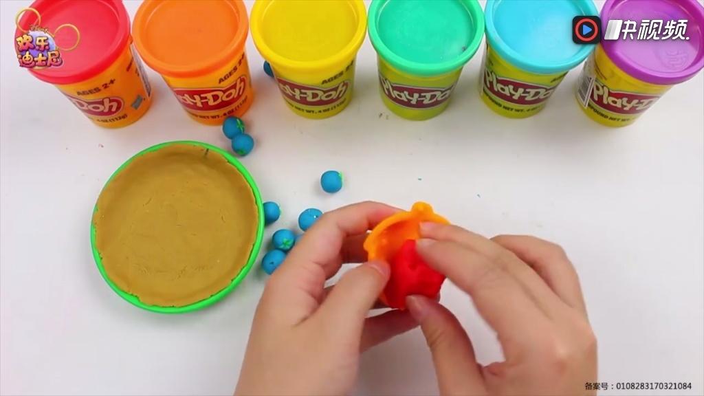 创意diy制作 亲子手工橡皮泥扮家家玩具试玩 小伶玩具 汪汪队立大功