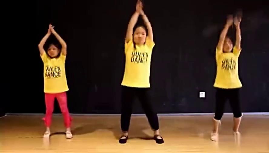 wewillstart_wewillrockyou儿童舞蹈视频 六一儿童节舞蹈视频
