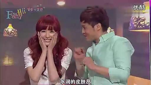 少女时代(tts)【生活的发现】中字gag concert