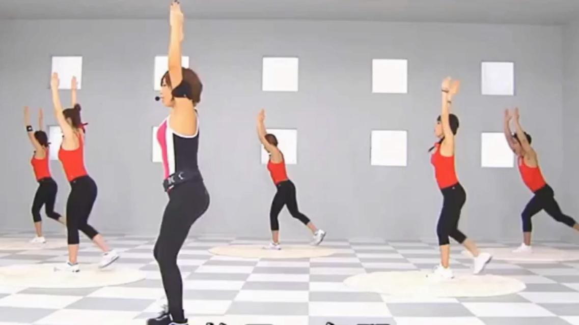 郑多燕减肥操,简单高效的燃瘦腿运动,7天瘦5斤郑多燕脂肪操瘦哪里图片