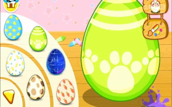 益智游戏宝宝巴士游戏:创意彩蛋疯狂动物城超人和天使造型.小猪佩奇