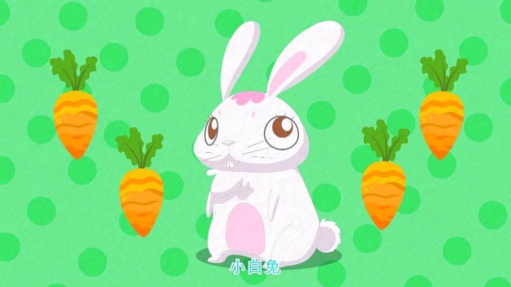 昆塔呼呼儿歌:50-小白兔白又白图片