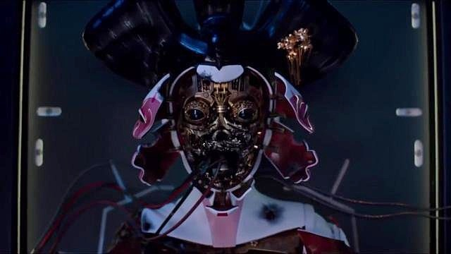 2017最新科幻大片,潜入机器人的意识中,反被黑客入侵