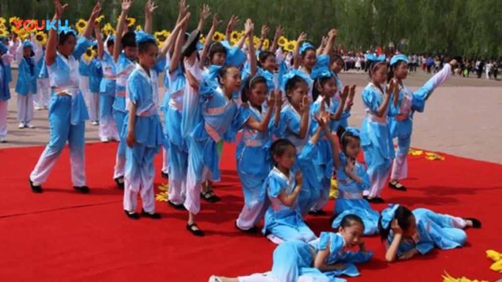 儿童舞蹈 读书郎 儿童六一节目 幼儿舞蹈