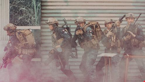 《红海行动》杜江战地日记特辑 揭秘拍摄心路历程