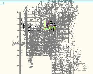 2010版CAD请问2007版图纸是图纸,打开更a2/81乱码图片