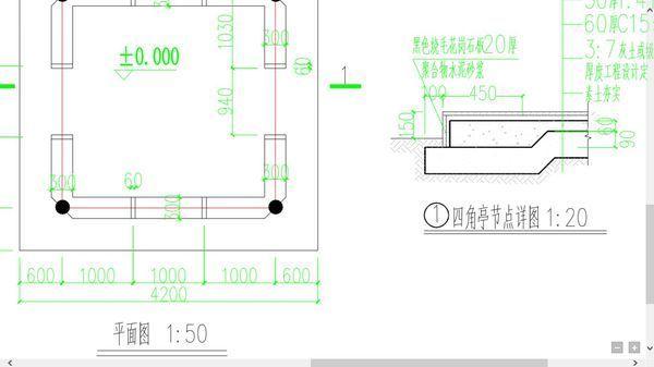 在CAD中把电梯放大而不改变它的图纸?在蒂森mc2图形尺寸看怎么图片