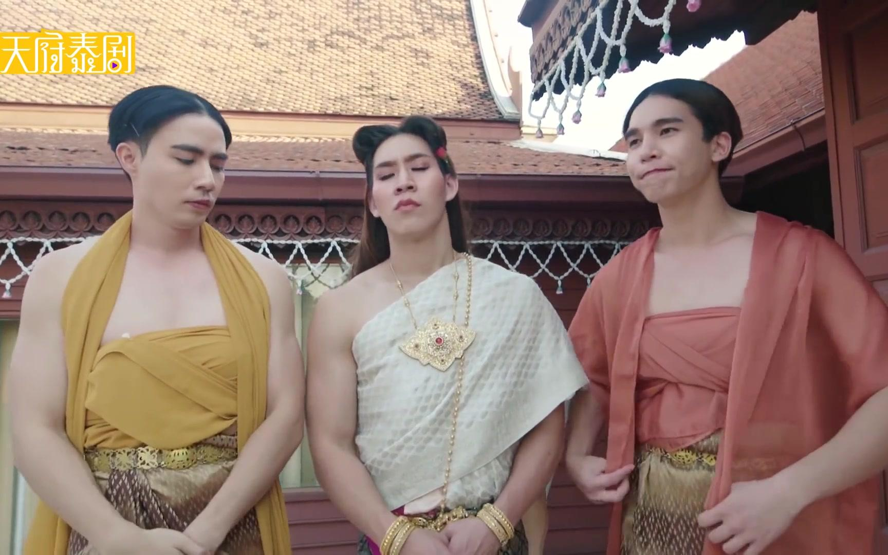 【泰国广告】方便面也能打出一股 天生一对的味道图片