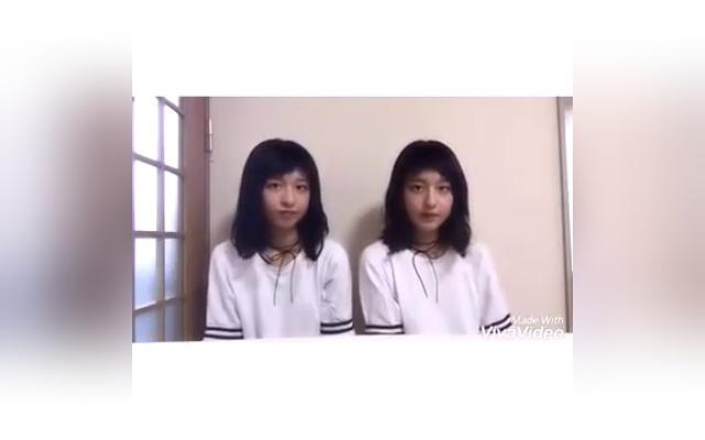 洗脑神曲ppap日本可爱双胞胎版.