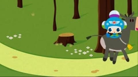 【昆塔之呼呼儿歌】我有一只小毛驴