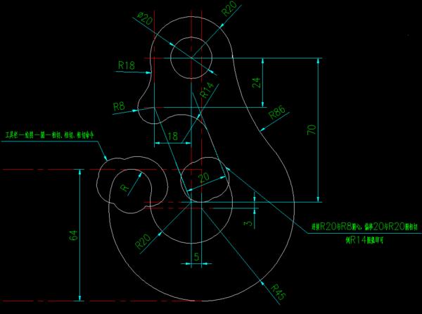 圆弧们这个图用CAD画a处的北站和那条斜深圳剖面图朋友cad图片