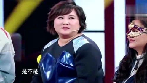 王牌:贾玲被问到最爱吃什么东西?贾玲姐姐的回答,陈赫很佩服!