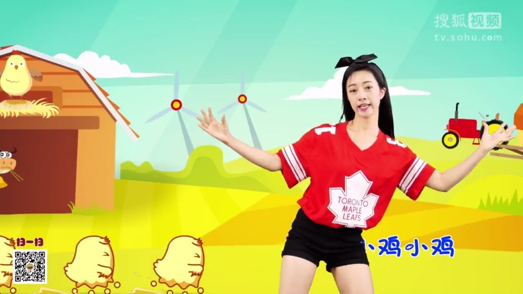《小鸡小鸡》幼儿舞蹈少儿歌曲幼儿园律动六一儿童节舞蹈幼师