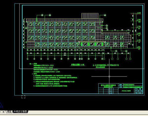CAD图纸空白不打印,预览布局,打印不了,的ca机械工程图纸中图片