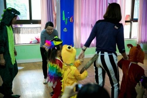 幼儿园小壁虎借尾巴教案4