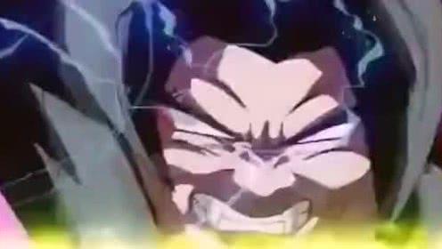 龙珠超孙悟空的九大变身让你一次看完悟空的全部变身!