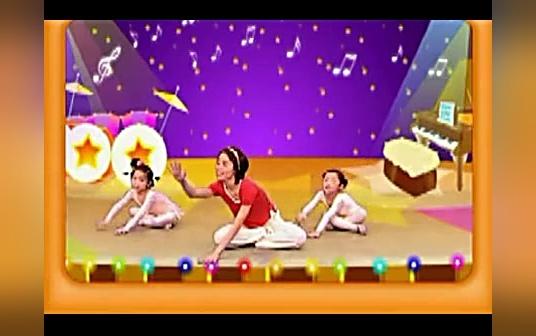 幼儿舞蹈奥尔夫音乐律动《钟表店》中班