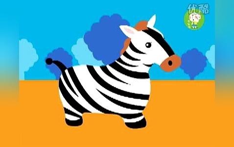 歪歪兔早教动画之动物园里的故事