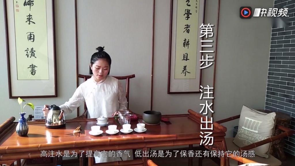 从零开始学茶道第五集:新手泡茶 这才是正确的泡茶步骤