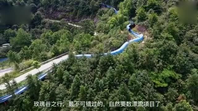 黄梅玫瑰谷风景区-旅游新天地-放飞梦想去旅行