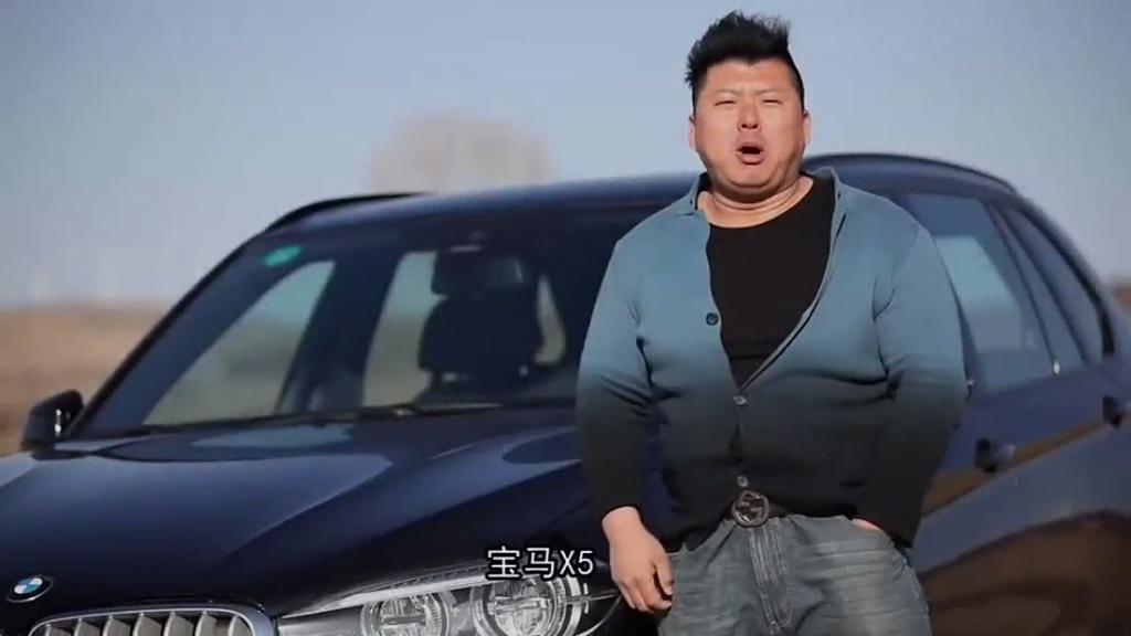 胖哥试车 试驾宝马新x5视频
