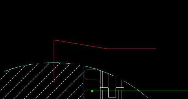 CAD中箭头有好多点,病毒v箭头箭头就变歪,怎cad什么文字危害有图片