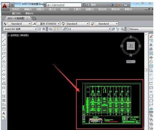 CAD2014cad缺角pl线图片