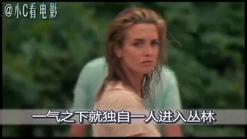 两分钟带你看电影《荒岛惊魂》在荒无人烟的孤岛 开始逃生之路