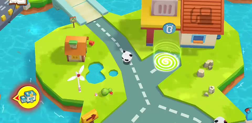 奇奇妙妙迷宫大冒险游戏视频06_奇奇在警察局三次感受牢笼之苦