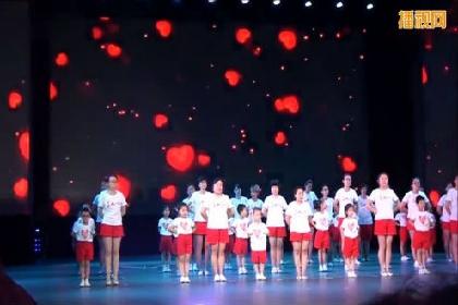 亲子舞蹈《手牵手》幼儿园毕业典礼舞蹈