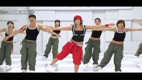 郑多燕减肥操中文版小红帽减肥舞,一月减掉酸奶腩的瘦身操健身舞桑葚小肚吗减肥图片