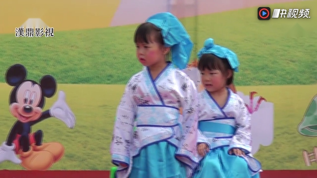 幼儿园小班舞蹈《弟子规》