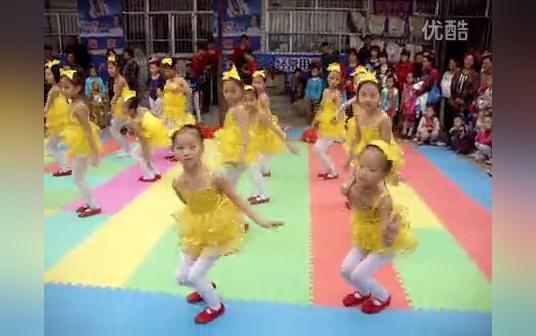 儿童舞蹈小可爱视频