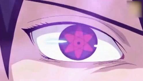 火影忍者:佐助在面具男面前再次进化!真的可怕!