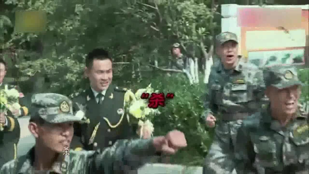 嫂dexiaoshu_部队的集体婚礼 兵哥牵手兵嫂-综艺大爆炸-梦中de童话