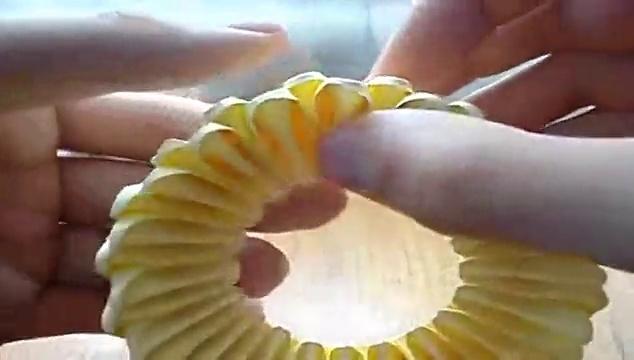手工制作花瓶 折纸大全diy手工折纸立体3d花瓶1 折法视频