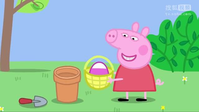《小猪佩奇第4季动画片》春天