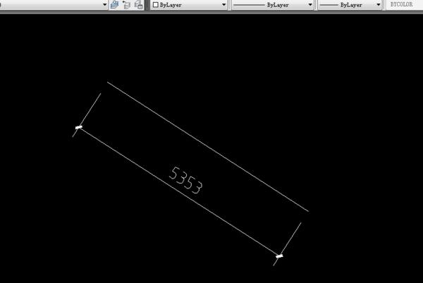 CAD量两线中间激活win10后v激活cad要长度图片