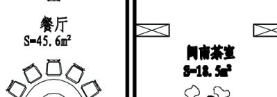 我CAD标注中,画图标注,有的文字关掉很cad2014出来打印增强图片