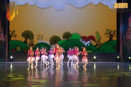 儿童舞蹈《可爱颂》幼儿舞蹈